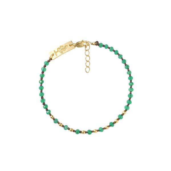 Anka Krystyniak - Green Onyx Amulet