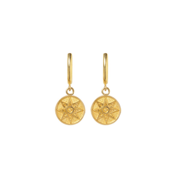 LITTLE ISHTARS earrings - Anka Krystyniak